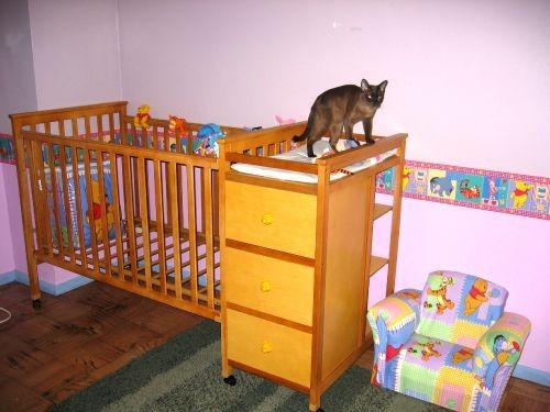 Вооот - собрали мы кроватку Для желающих посмотреть этапы большого пути (как мы ее собирали) - начи...