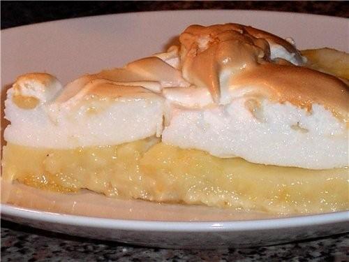 """Тортик из серии """"Гости на пороге"""" - бисквит, фейхоа с сахаром был и взбитые сливки приятельницам пр... - 2"""