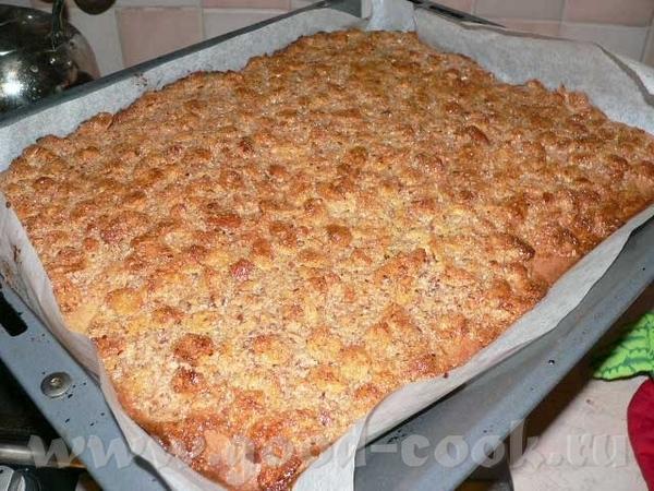 Спасибо Лене-marele за очень вкусный, простой и быстрый пирог с Кукурузными хлопьями : - 2