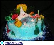 торт губка Боб торт планета - 5