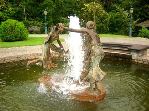 """Еще одна поездка просто в """"красивое место"""" - парк Бельмонт - 8"""
