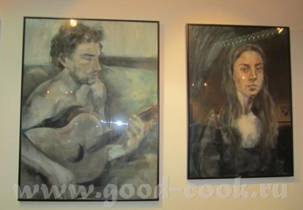 Вот вам фото с выставки Видяйкиной Анны - 3