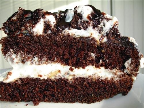 Сегодня пекла ,, Шоколад на кипятке ,, от Celine с kuking - 3