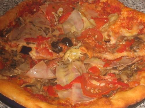 И пицца