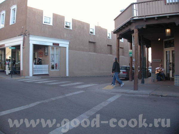 Штат Нью Мексико достаточно бедный, ето заметно, когда пересекаешь его границу - 3