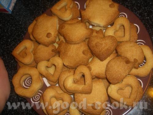 В детстве мы с мамой часто делали эти печеньки - 2
