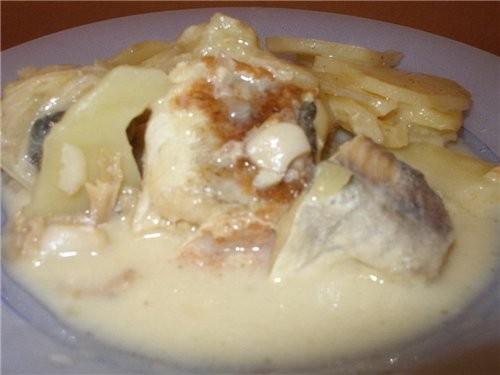 Выбрать можно любую рыбу, но в... Способ приготовления: Филе режем.