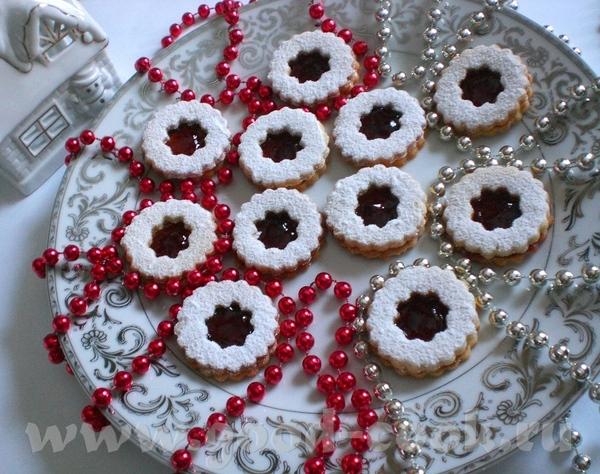Вот и наступило время выпечки Рождественского печенья - 3