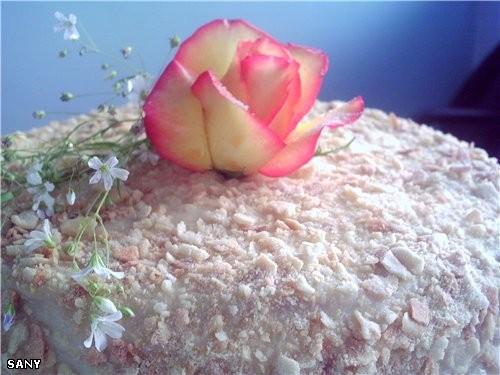 """Торт """" НАПОЛЕОН"""" семейный рецепт, который передается из поколения в поколение Тесто: · · 300г сливо..."""
