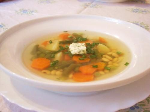 суп очень вкусный, сытный, свежий, полезный, и просто придающий хорошего настроения необычный тем - 2