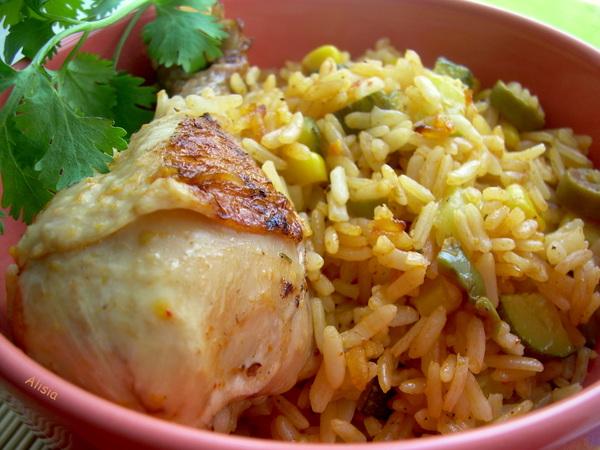 Рис по мексикански2