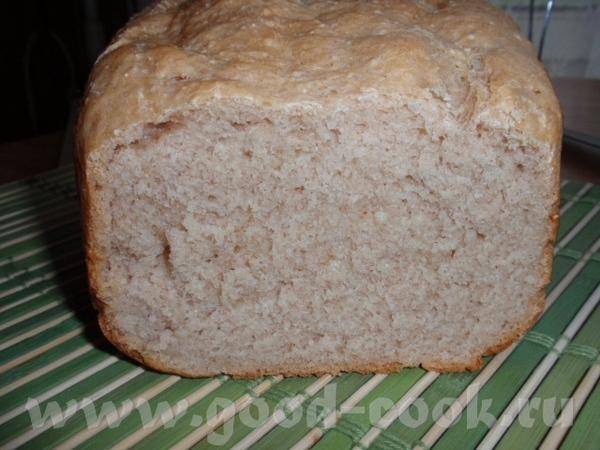 Гречневый хлеб на кефире рецепт от Замечательный хлебушек - 3