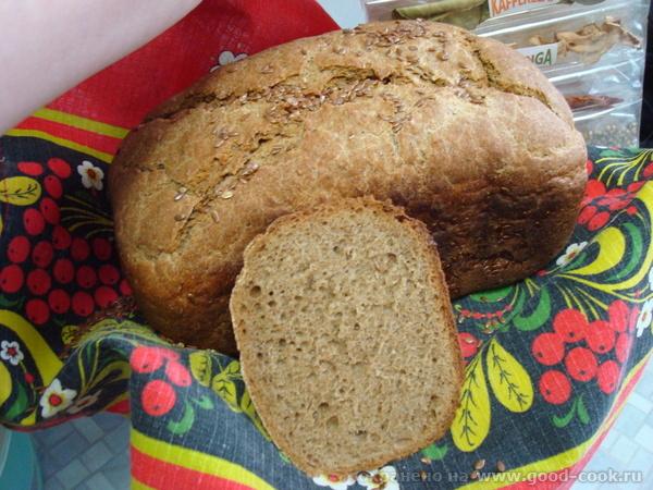 сегодня пекла хлеб бородинский по рецепту из книги рецептов к х