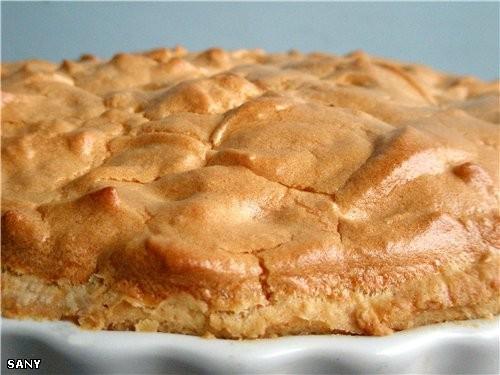Девочки, к яблочному сезону хочу предложить вам этот замечательный рецепт