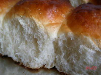 БУЛОЧКИ ЗА 9 КОПЕЕК от Тесто замешивала в хлебопечке, сформированные булочки подходили в теплом пом... - 2