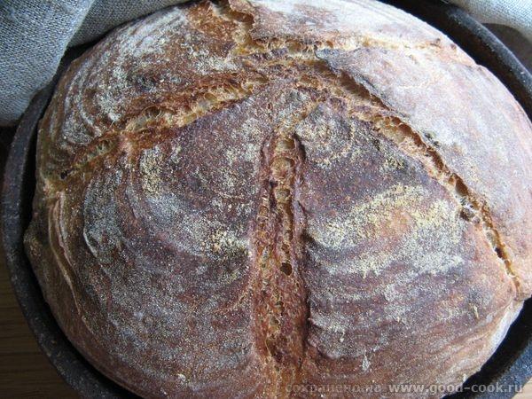 Хлеб полбяной
