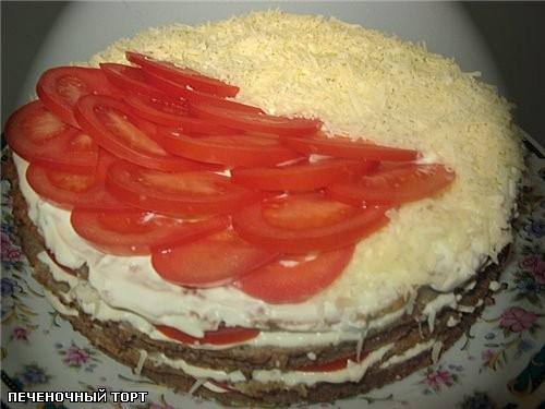Торт печеночный 300 гр