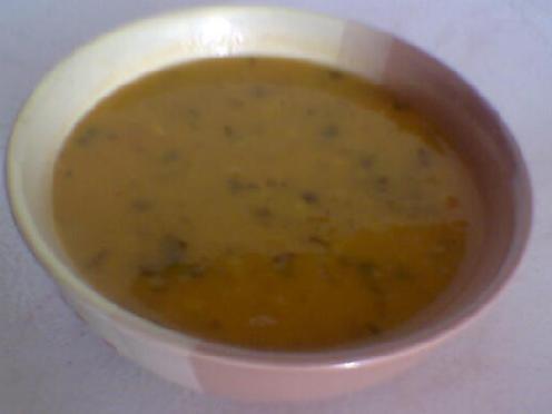 Девочки, вчера готовила Хариру(марокканский суп), рецепт здесь здесь