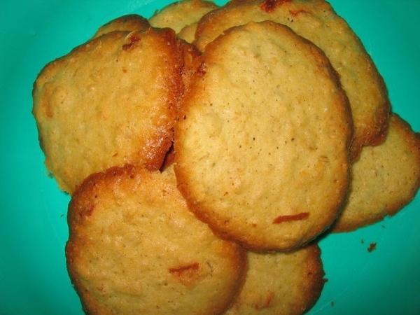 Принесла огромное спасибо за *Большое овсяное печенье* муж сказал, что это самое вкусное овсяное пе...