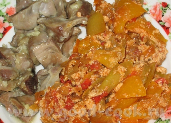 Легкое с острым перцем по-арабски от нура Можно сказать что это рецепт по мотивам, вместо легкого б...