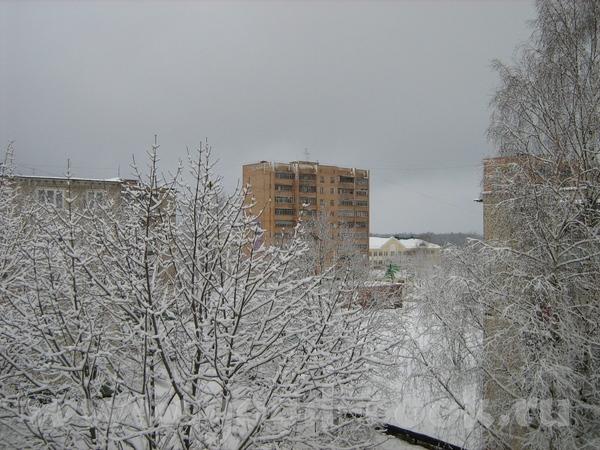 Вот, еще фотки, что видно из моего окна