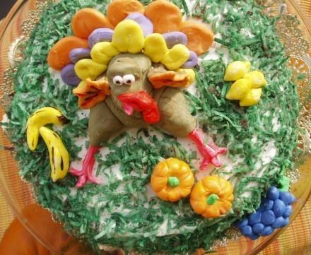 Торт Польский медовик от Аин