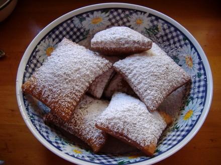 """принимайте и мой завтрак """"Воздушные пончики"""""""