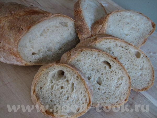 Ирочка,твой Хлеб на пивном poolish по Бертинету просто великолепен