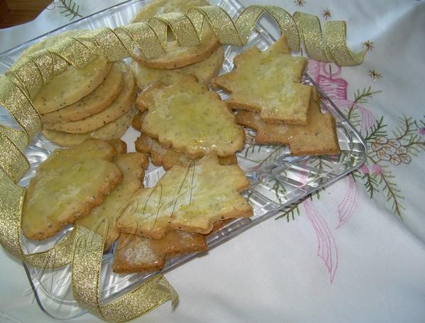 B преддверии нового года я начала выставлять блюда для праздничного стола, были уже: ЛИМОННО МАКОВЫ... - 4