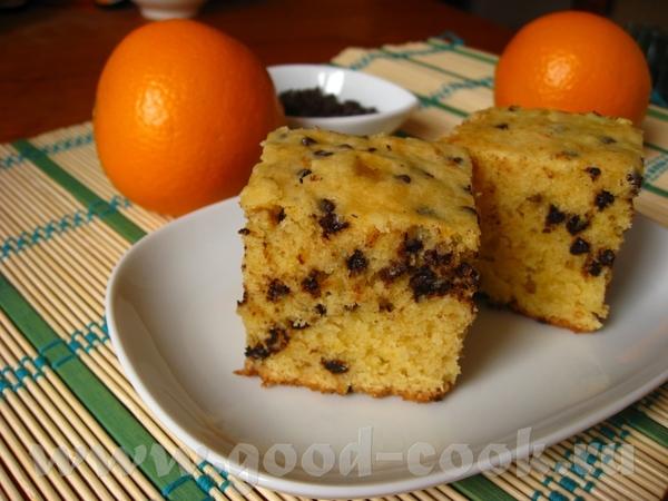 Несмотря на название, структура пирога кексовая, поэтому помещаю в данную тему Апельсиновый пирог с... - 2