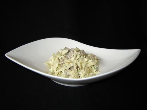 Мясной салат с дайконом (*12 часов) Лирическое отступление о названии