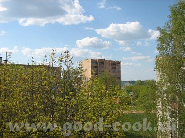 Вот, еще фотки, что видно из моего окна - 4