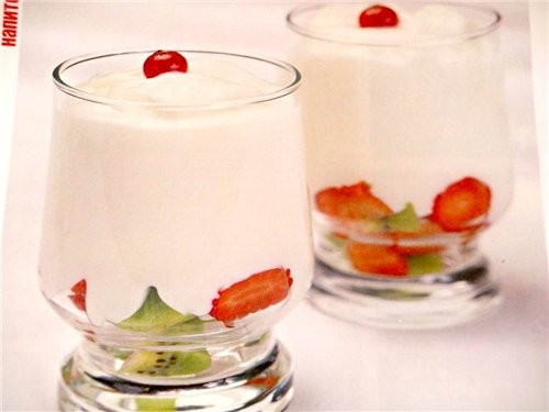 Йогурт, готовим йогурт в домашних условиях ЙОГУРТ- это особый молочный продукт