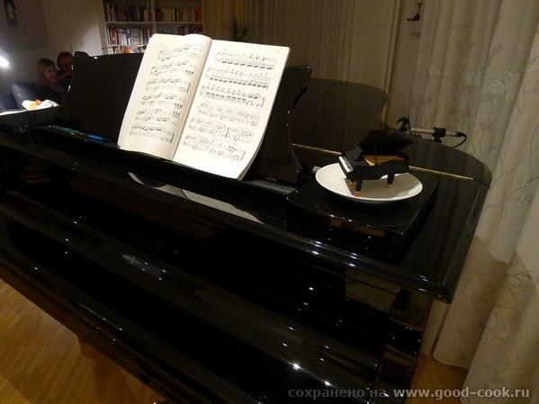 Рояль на рояле