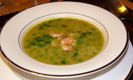 К имеющимся здесь вкусным и аппетитным супчикам несу еще пару своих, любителям супов-пюре