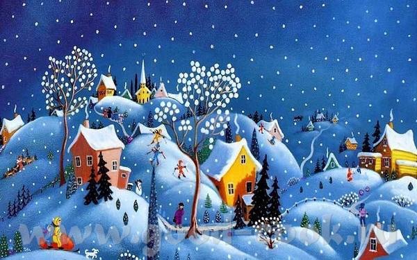 Очень xороший подарок дочкам вы сделали Это художник Джим Уоррен- Jim Warren ======================... - 2