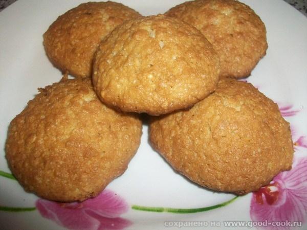 """Блюда от Nikoletta, """"Котлетки Николлетки"""": Овсяные печенья Мои дети очень любят овсяное печенье, пробовала много рецепт..."""