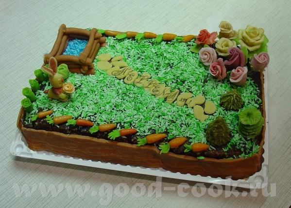 Торт для Оли
