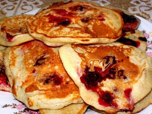 Продолжаем неделю блинчиков и оладий)рецепт от Schatzi