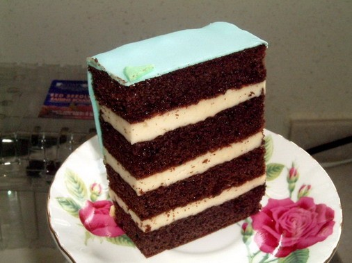 бисквит отсюда крем от кофейного торта Мишель ,только без кофе и какао - 2