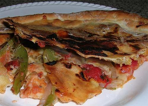 а меня уговорили на пиццу а под пиццей с недавнего времени подразумевается кальцоне от Натали ( ) в...