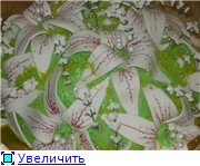торт Скуби-Ду торт голубые кроссовочки с малышом торт поляна лилий - 9