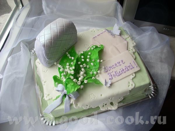 Тортик для моей подруги - 2