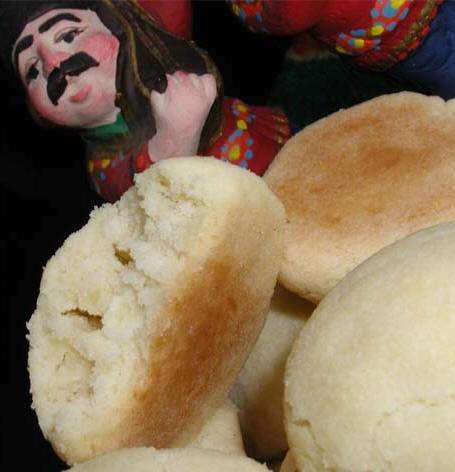 Тему я хочу открыть в национальном азербайджанском каллорите национальными печенными - 3