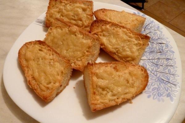 Чесночные хлебцы Ингредиенты: французский батон\французские булочки (как маленькие батоны) оливково... - 2