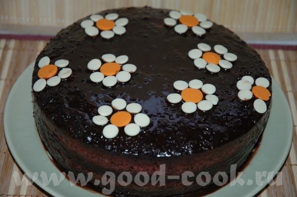 Фото тортов смородиновый