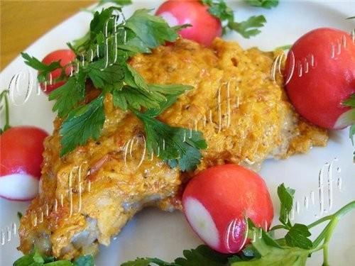 Готовила сегодня блюдо от Курочка очень понравилась Спасибо ей за замечательный рецепт