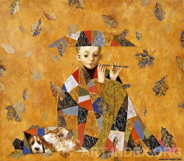 И ещё нимножко красоты Luigi Pellanda -------------------- Victor Bregeda ------------------ Cris... - 9