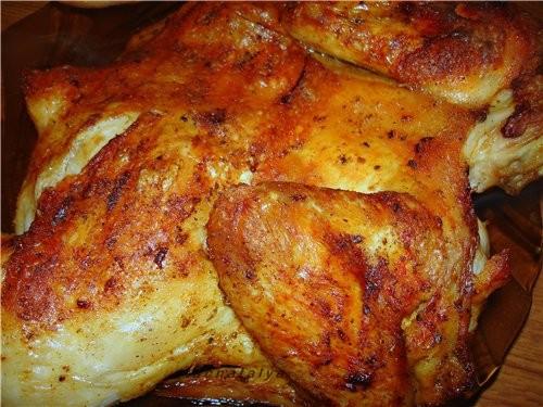 тушеные куриные ножки с грибным соусом крылышки - барбекю жареный цыплёнок утка с гречкой и шампинь... - 3