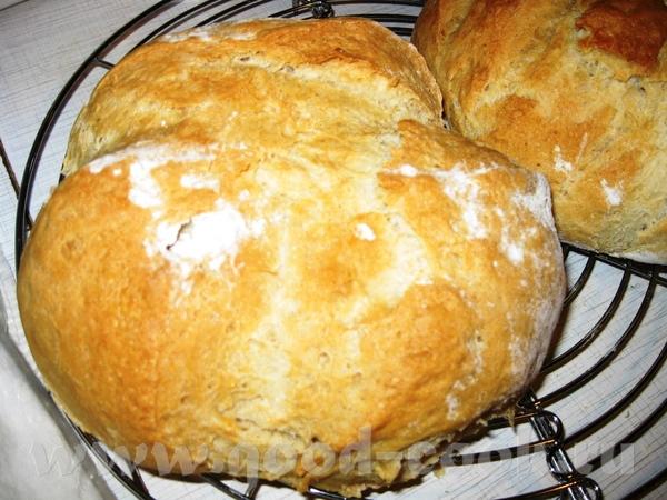 ИЗЮМИНКИН ЛЮБИМЫЙ ХЛЕБ Испекла хлеб по этому рецепту без применения ХП - 2